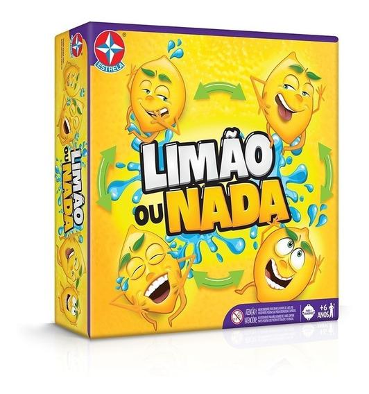 Jogo Limao Ou Nada Da Estrela - Bonellihq L18