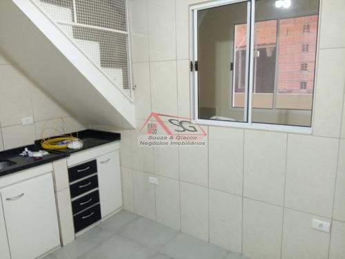 Imagem 1 de 24 de Sobrado Para Locação 40m² - Cidade Julia - Id 1512 - 1512