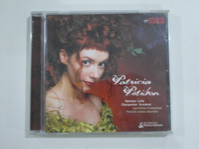 Cd Patricia Petibon - Airs Baroques Français