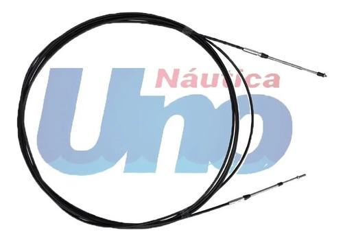 Imagen 1 de 3 de Cable Comando Morse Nautico Para Lancha 12 Pies