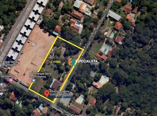 Chácara Com 6300 M²  R$ 1.890.000 - Granja Santa Inês (são Benedito) - Santa Luzia - Ch0006