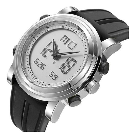 Relógio Esportivo Sinobi 9368 Digital Led Com Caixa Original