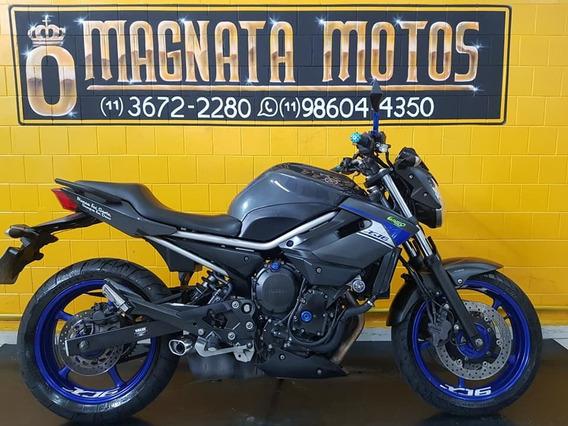 Yamaha Xj6 N - Cinza - 2015 - Km 25.000 - 11947234344