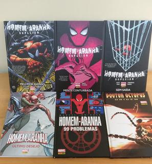 Revista Em Quadrinhos [hq] Homem-aranha / Coringa / Flash