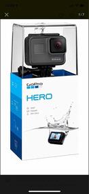Camera Go Pro Hero 5 Com Chip De Memória E Acessórios