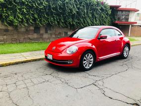 Volkswagen Beetle 2.5 Sport 6 Vel Paq. Nave Mt 2013