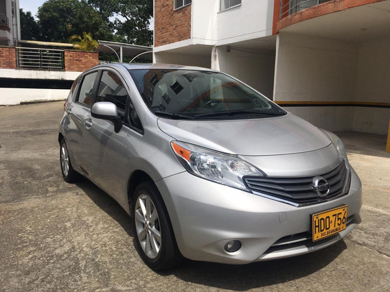 Nissan Note Advance At-full Equipo