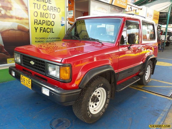 Chevrolet Trooper 2.600cc Mt 4x4