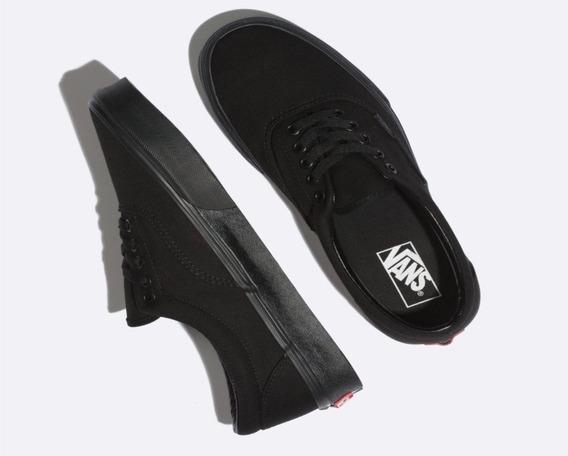 Tênis Original Vans Authentic Vn00bee3bka Black/black