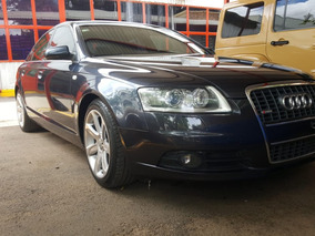 Audi A6 3.2 Fsi Elite Tiptronic Quattro At Piel