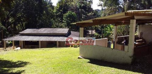 Sítio Com 2 Dormitórios À Venda, 21475 M² Por R$ 477.000,00 - Arujá - Arujá/sp - Si0013