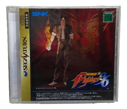 Jogo The King Of Fighters