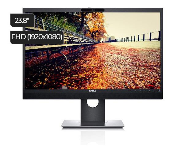 Monitor Dell P2418hzm Videoconferencia 23.8 Pulgadas