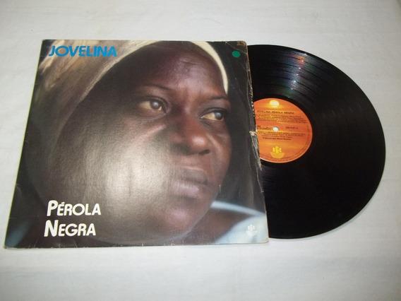 Lp Vinil - Jovelina - Pérola Negra