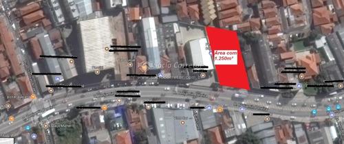 Imagem 1 de 15 de Terreno 1.250m² À Venda - Jaçanã - Avenida Benjamim Pereira - Terreno A Venda No Bairro Jaçanã - São Paulo, Sp - Sc00353