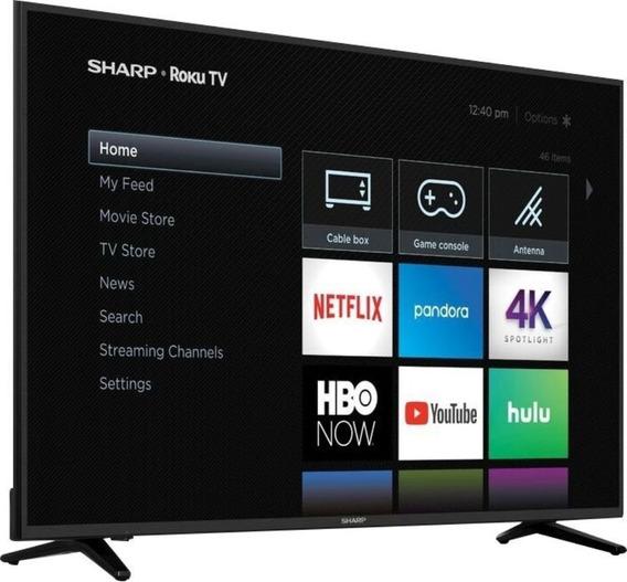 Tv Sharp Roku De 40 Pulgadas Televisor