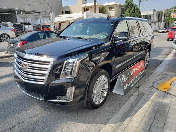 Cadillac Escalade Esv Platinum Awd 2019