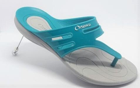 Ojota Onawa C/aplique Moño - Ona10 (192)