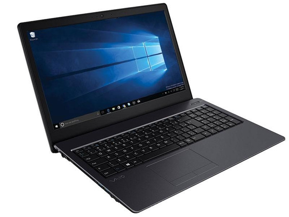 Notebook Vaio B0811b I3-6006u 4gb 128gb 15.6 Fhd Trilu Win10