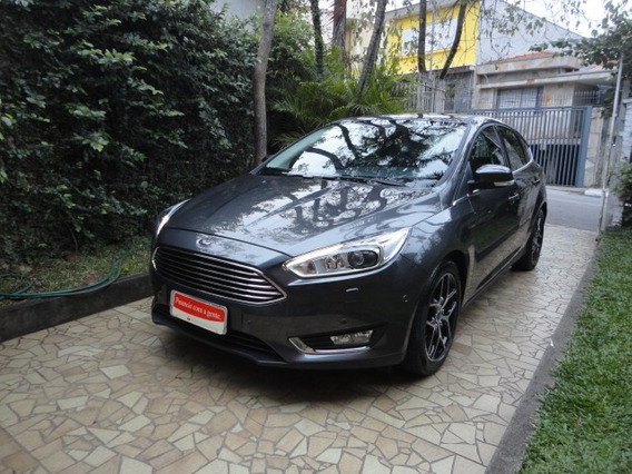 Ford Focus 2.0 Titanium Flex Plus Powershift 5p 2018 10.000k