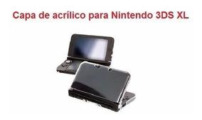 Capa Case Acrílica De New 3ds Xl