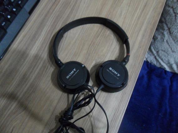 Sony Headphones Stereo Mdr-zx100 Original Leia Descrição