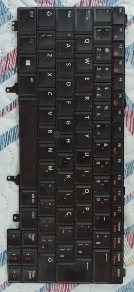 Teclado Notebook Dell E6430 Modelo Nsk-dv2bc 1b A01