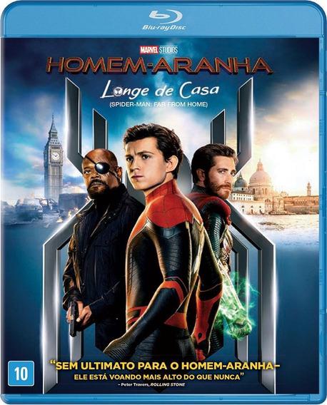 Homem Aranha Longe De Casa - Blu Ray