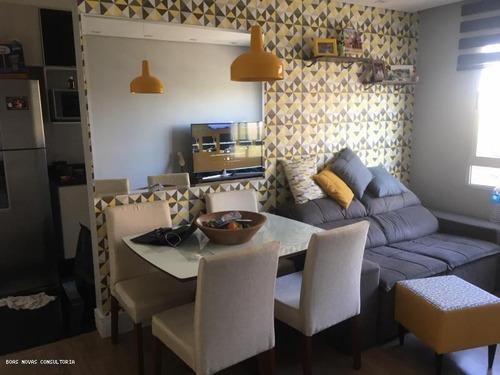 Apartamento Para Venda Em Guarulhos, Vila Venditti, 2 Dormitórios, 1 Banheiro, 1 Vaga - 922_1-1235295