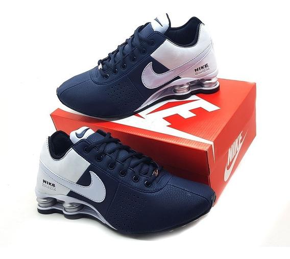 Tênis Nike Shox Nz 4 Masculino & Feminino Foto Original Envio Imediato Pronta Entrega