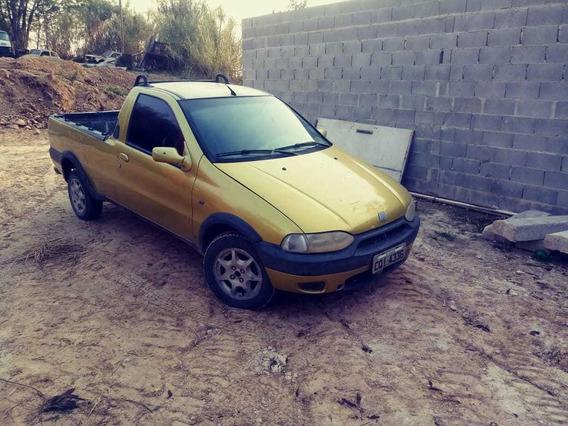 Fiat Strada 1.6 16v Lx 2p 1999