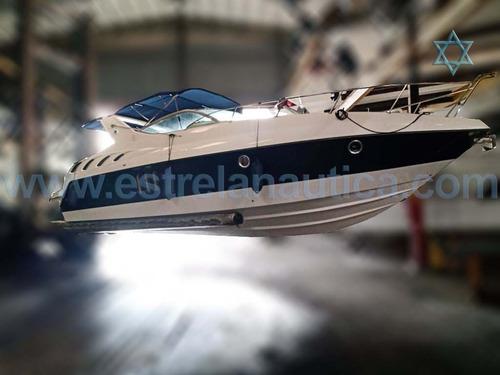 Lancha Phantom 360 Barco Iate N Ferretti Azimut Intermarine