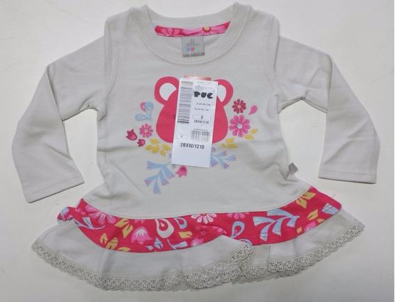 Blusa Bebê Puc - Cód. 6285