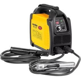 Máquina Inversora De Solda 130a Eletrodo E Tig Dc Vonder Bv