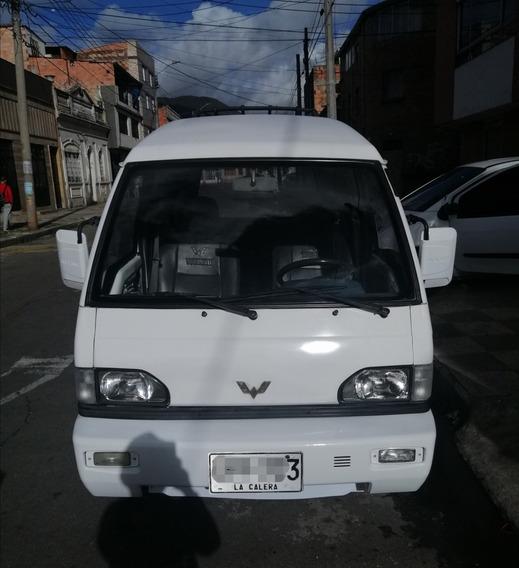 Van Furgon Camioneta Cargo Saic Wuling Calera
