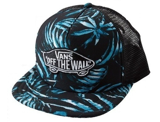 Cachucha Vans Classic Patch T Black Water Pal Os