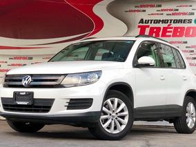 Volkswagen Tiguan 2014 Sport & Style Servicios De Agencia
