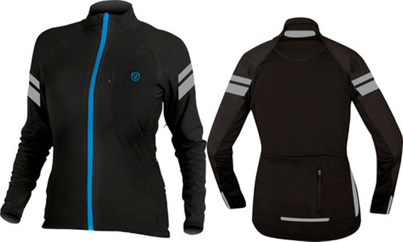 Campera P/ Ciclismo Vairo Cycling Tech Lady