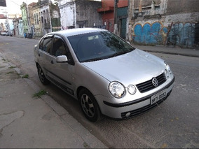 Volkswagen Polo Sedan 1.6 Total Flex 4p 2005