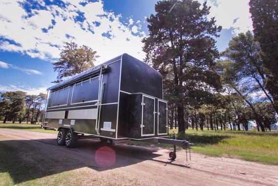 Trailer Gastronómico 6mts, Foodtruck Food Truck