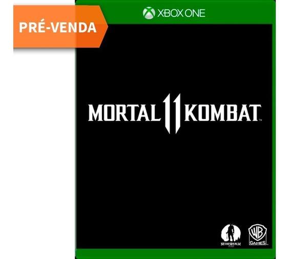 Mortal Kombat 11 - Xbox One - Mídia Física - Frete Gratis