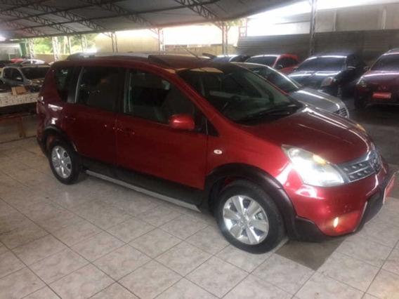 Nissan Livina Xgear 1.8 Aut 2014