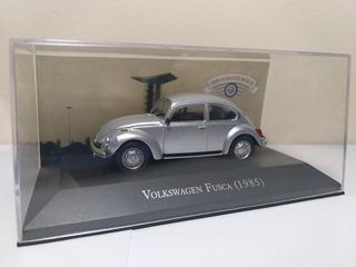 Volkswagen Fusca 1985 Carros Inesquecíveis D Brasil Esc 1/43