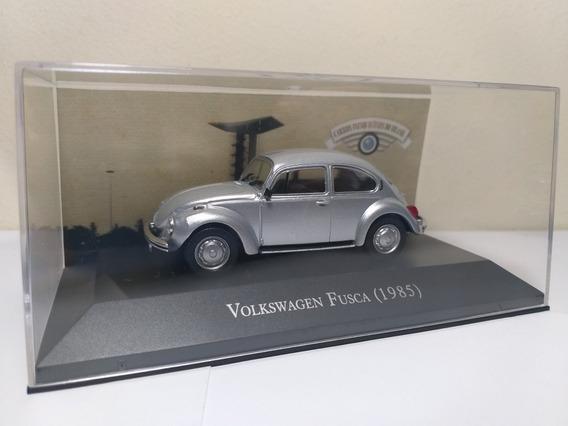 Volkswagen Fusca 1985 Ed 35 Carros Inesquecíveis Brasil 1/43