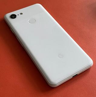 Celular Google Pixel 3 64gb C/ Funda Y Protector De Pantalla