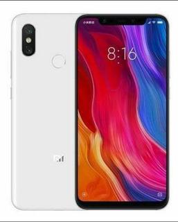 Celular Xiaomi Mi 8 64gb, 8 De Ram