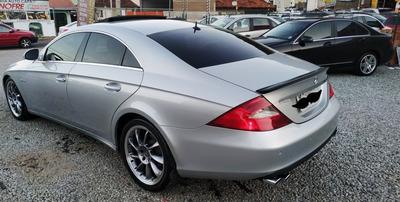Mercedes-benz Classe Cls 2006 3.5 4p