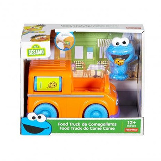 Food Truck Do Come Come Vila Sesamo Ftc35 - Fisher Price