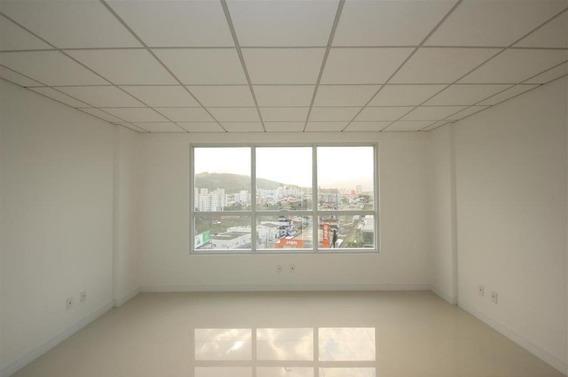 Sala Em Barreiros, São José/sc De 98m² À Venda Por R$ 793.000,00 - Sa324693