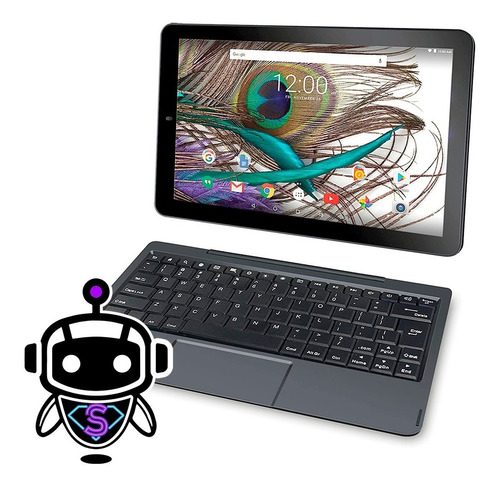 Tablet Rca Viking Pro 2 In 1 + 32 Gb + Teclado = Samsung Tab